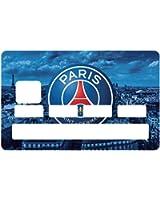 Stickers CB carte bancaire PSG Paris