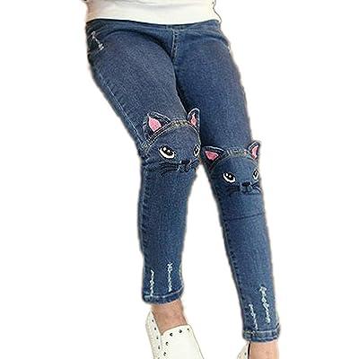 Ladies Ripped Stretch Ladies Skinny Jean Stretch Denim Jegging Pant UK Size 8-16