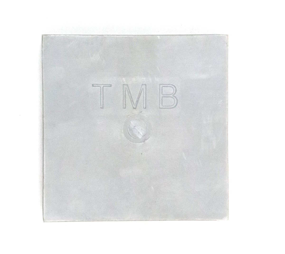 Single Square Universal Slotted Polyurethane Jack Pad Frame Rail Protector by TMB