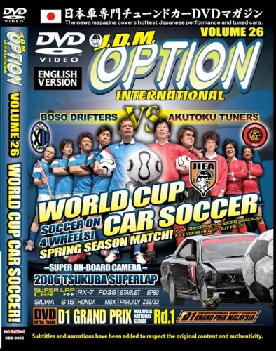 World Cup Car Soccer