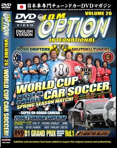 World Cup Car Soccer