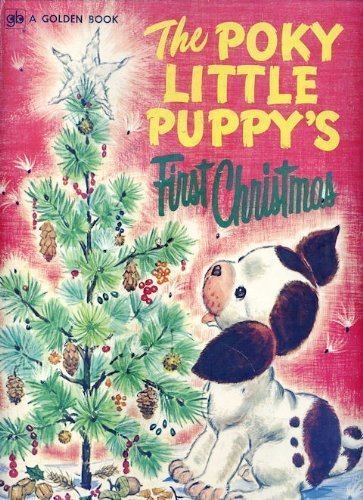 The Poky Little Puppy's First Christmas (Puppy First Christmas)