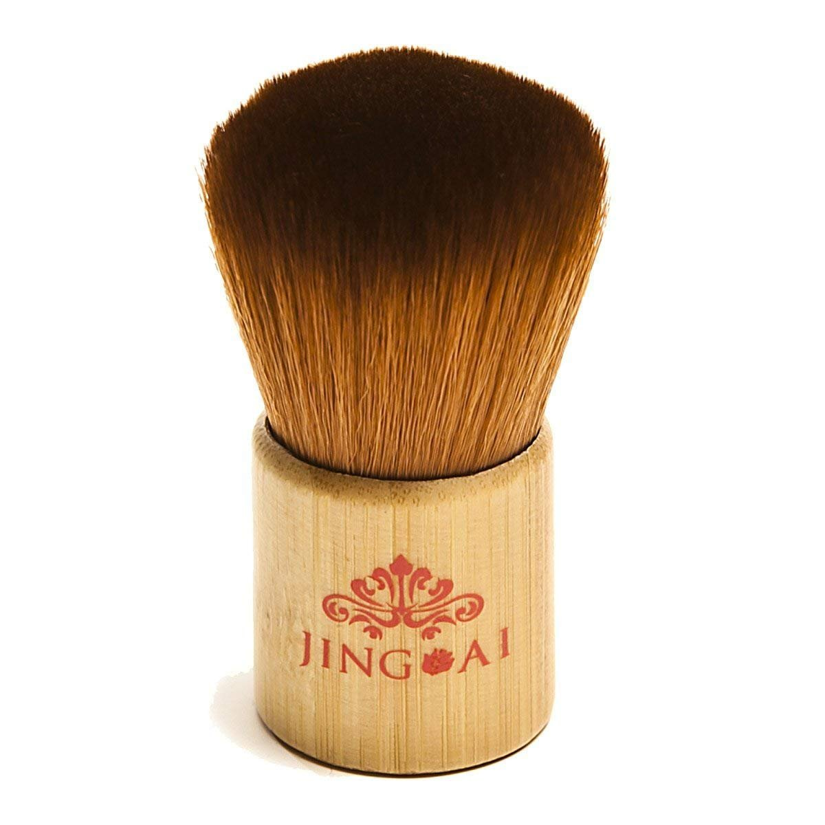 Jing Ai Jing ai kabuki foundation makeup brush, 1 Count KB00