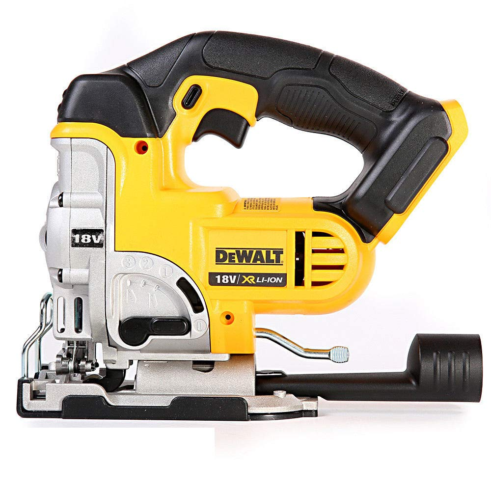 9 W DEWALT DCS331N 18V XR Li-ion Jigsaw Body Only 18 V