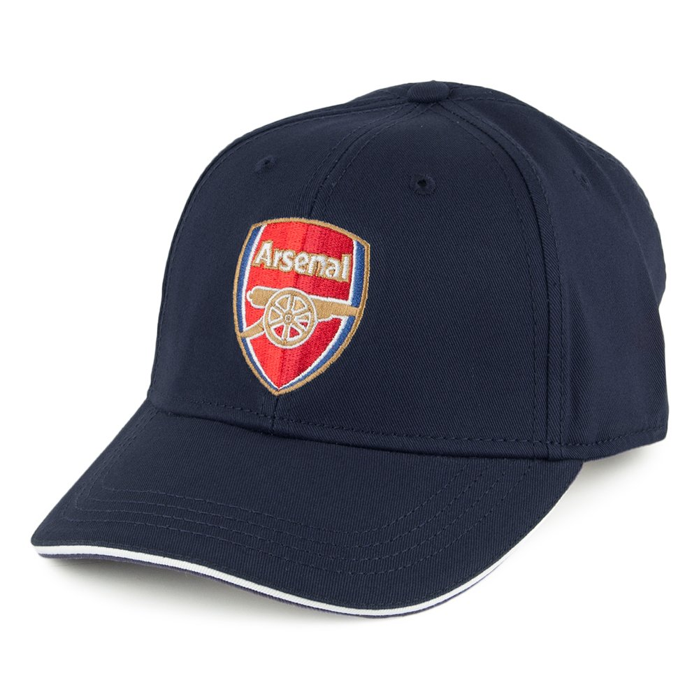Arsenal FC Super Core Baseball Cap - Navy