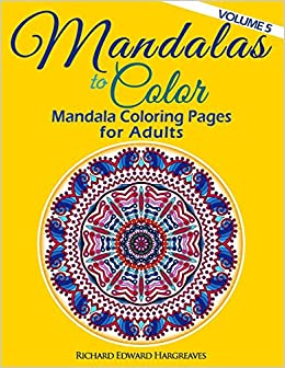 Amazon Mandalas To Color