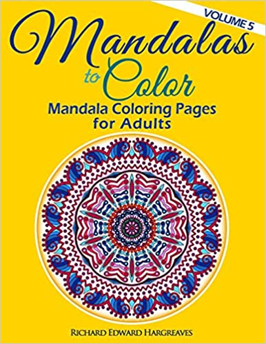amazon com mandalas to color mandala coloring pages for adults