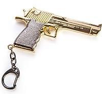MDI Australia Metal Gun Keychain