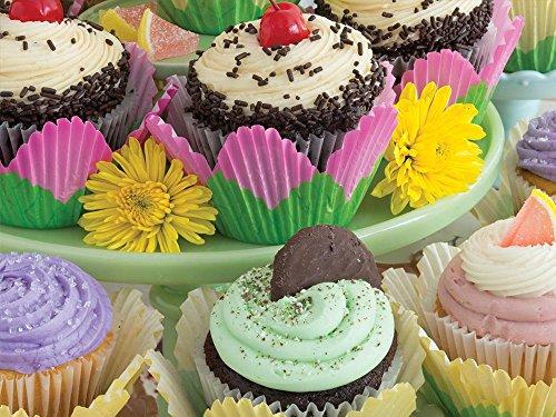 Springbok Cupcake Creations Jigsaw Puzzle (400-Piece)