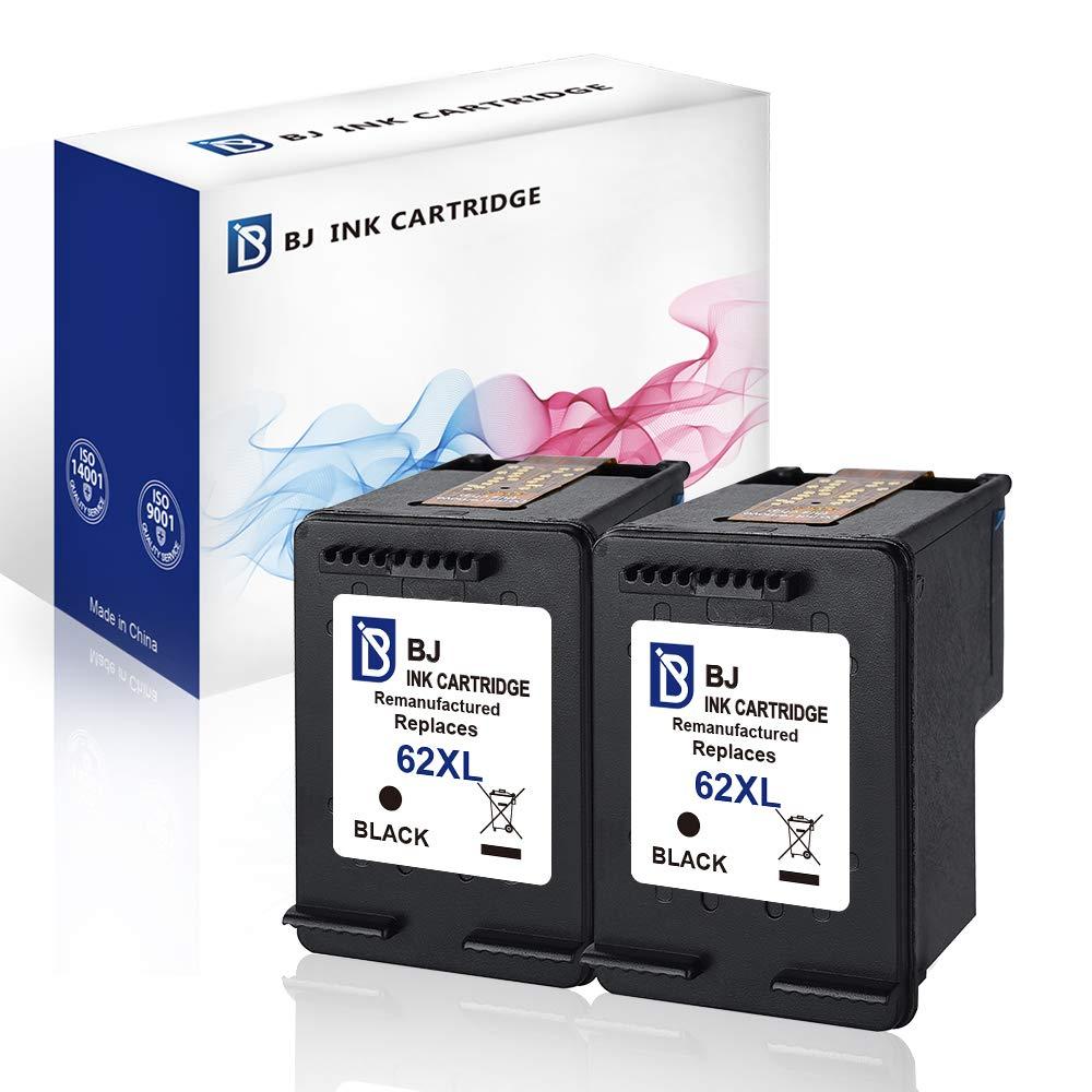 2PACK Ink Cartridge Black 62XL for HP OfficeJet 5740 5742 5743 5744 5745 5746