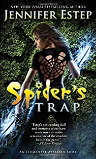Book Cover: Spider's trap