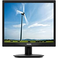 Philips 17S4LSB/69 PC Monitor Panel Size: 17 inch / 43.2 cm