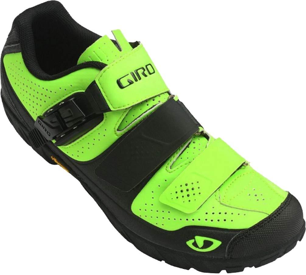 Giro Terraduro MTB Shoes Lime/Black 39.5
