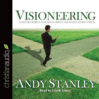Amazon visioneering gods blueprint for developing and visioneering gods blueprint for developing and maintaining vision malvernweather Choice Image
