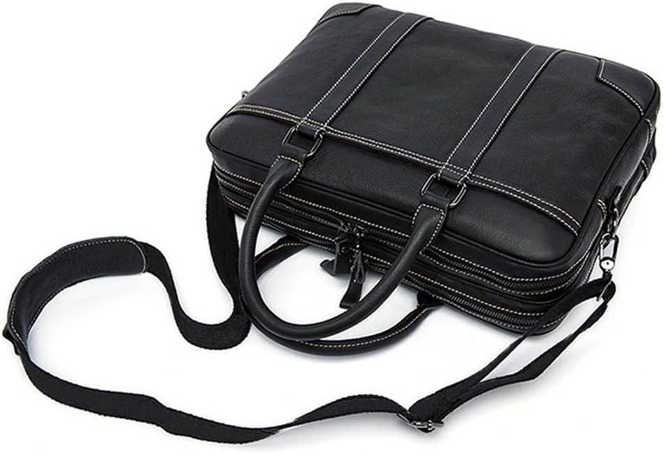 Bxfdc Mens Bag Business Tote Mens Briefcase Mens Bag Shoulder Messenger Bag