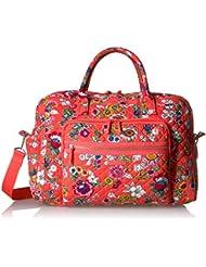 Vera Bradley Iconic Weekender Travel Bag, Signature Cotton