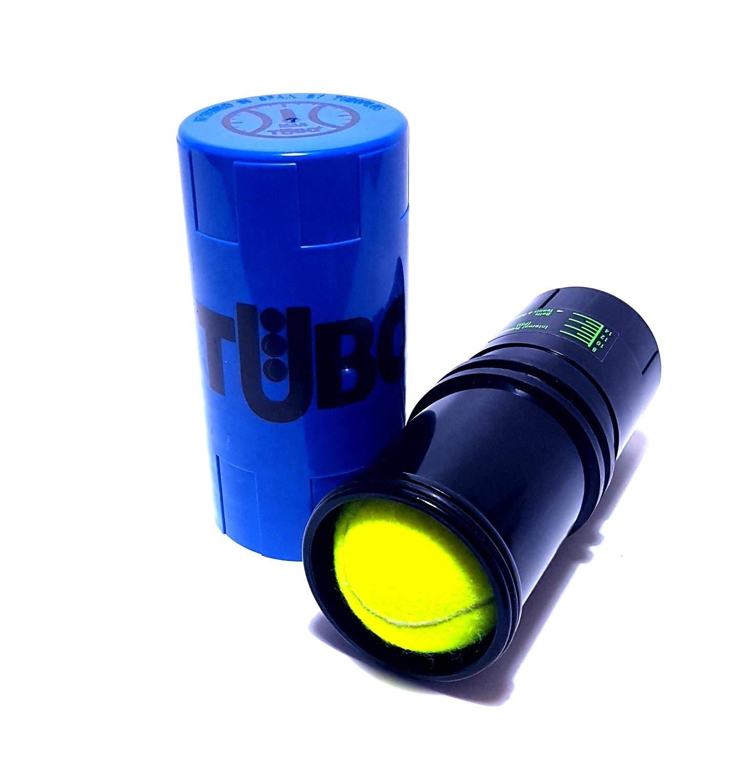 TUBOPLUS - Tubo presurizador Pelotas de Tenis/pádel: Amazon ...