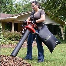 Leaf Vacuum Shredder Blower Handheld Bag 2 Speed Electric Mulcher Yard Lawn Vac .#GH45843 3468-T34562FD194603