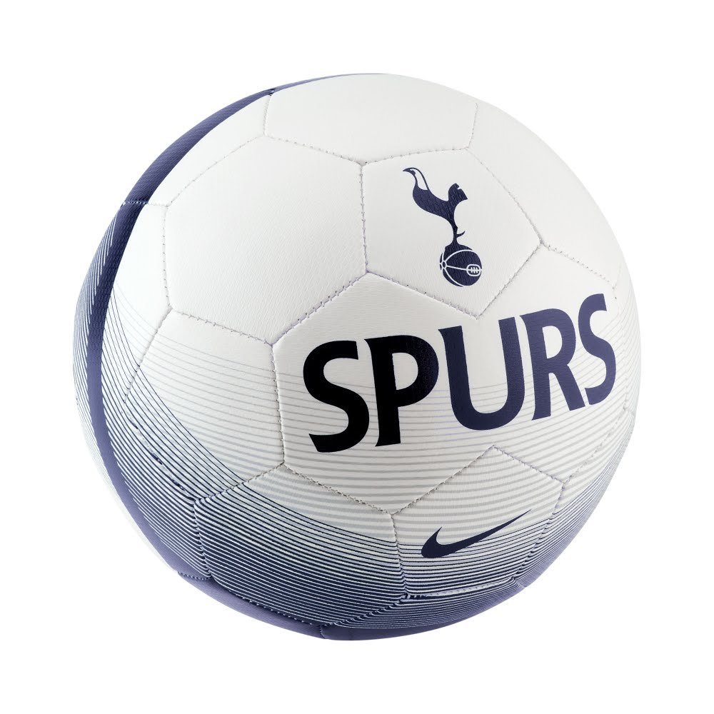 Nike Tottenham Hotspur FC Skills - Balón de fútbol, White/Binary ...
