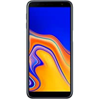 "Samsung Galaxy J6+ - Smartphone de 6"" (Quad Core 1.4 GHz, RAM de 3 GB, Memoria de 32 GB, cámara de 13+5 MP, Android) Color Negro"