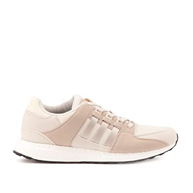 sports shoes d6653 e09ee adidas Mens EQT Support Ultra Tan/White Nylon