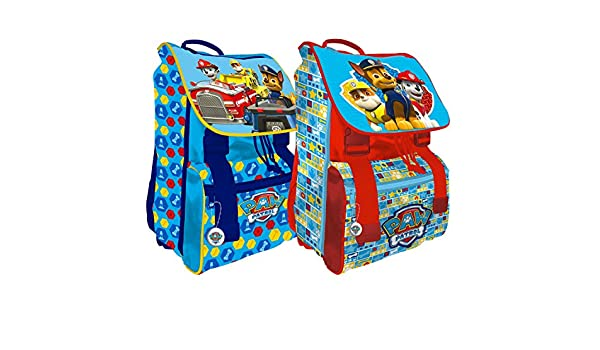 Amazon.com : Mochila Patrulla Canina Paw Patrol Dogs 39cm surtido : Office Products