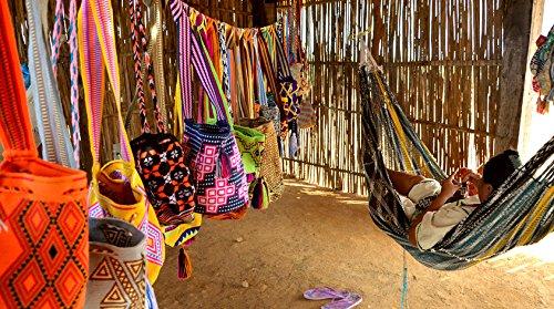 Uomini Per Cascaron Donne Con Uniche Stampe Zaino Borse Colombiane E Wayuu fa0fgUq