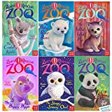 img - for Zoe's Rescue Zoo Amelia Cobb Collection 6 Books Bundle with Gift Journal (The Cuddly Koala, The Pesky Polar Bear, The Wild Wolf Cub, The Happy Hippo, The Sleepy Snowy Owl, The Playful Panda) book / textbook / text book
