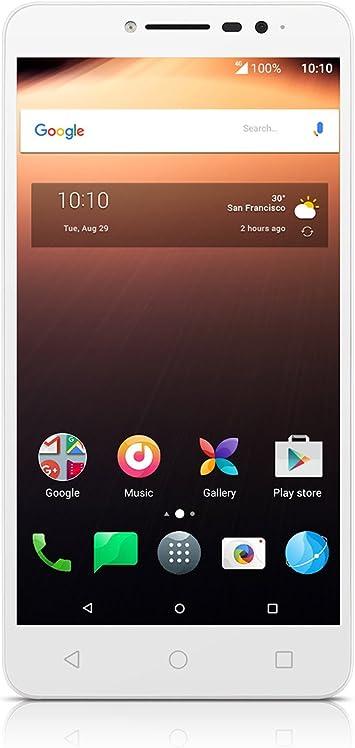 Alcatel A3 XL - Smartphone Pantalla de 6 (4G, cámara de 13MP y ...