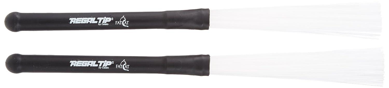 Regal Tip/® BR-565-FC Fat Cat Nylon Brush-Single Pair