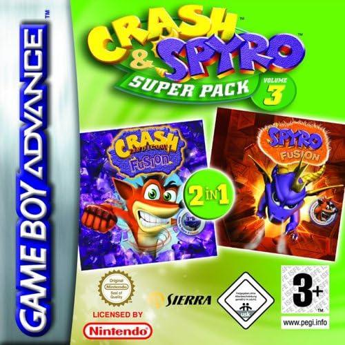 Pack Crash + Spyro Vol. 3: Amazon.es: Videojuegos