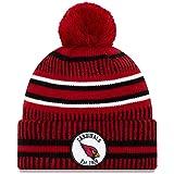 New Era 2019 Sideline Sport Knit Winter Pom Knit Hat Cap