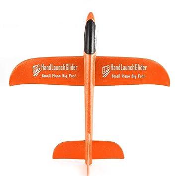 Foam Glider Plane Lanzamiento De La Mano Throwing Glider Modelo De