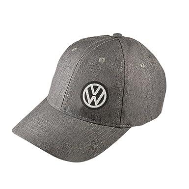 Amazon.com  Volkswagen Genuine Slub Baseball Cap Hat  Clothing ed1c137ee71