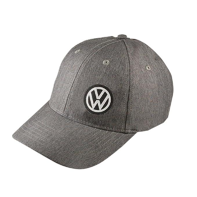 Amazon.com  Volkswagen Genuine Slub Baseball Cap Hat  Clothing bb9612a0483