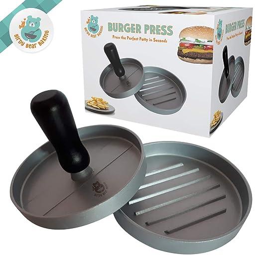 Prensa de hamburguesas para hacer patatas perfectas de hamburguesa ...