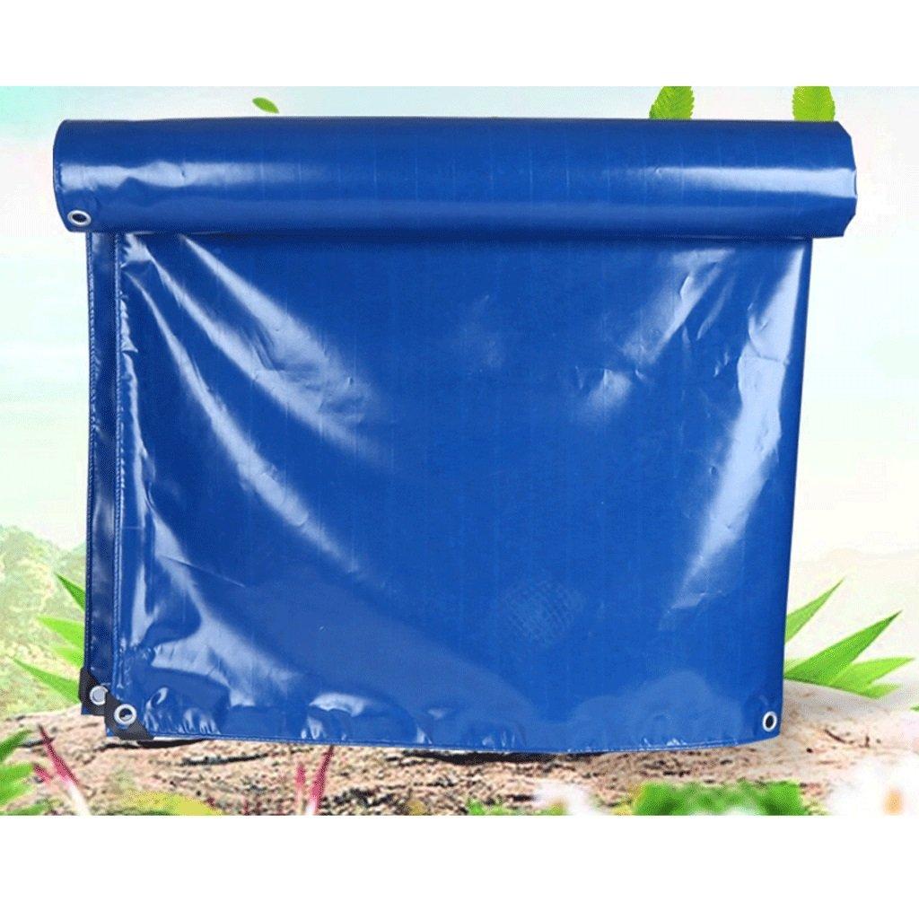 ウルトラライトブルーPVCナイフクロス防水日除けターポリンカスタムクロス3つの防水性日焼け止め(350g/m²) (サイズ さいず : 2 * 3m) B07F3W16FL 2*3m  2*3m
