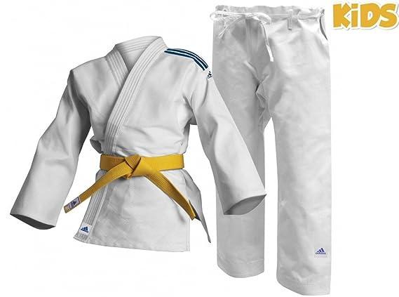 adidas - Kimono Judo initiation Club J350 (livré sans la ceinture)   Amazon.fr  Sports et Loisirs 92428e39f65