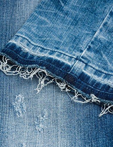 Replay Donna Denim Katewin blue Jeans Blu qqfTBHR
