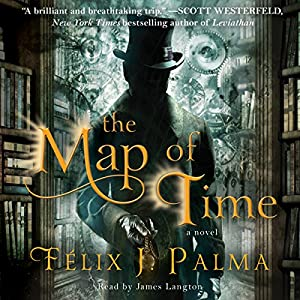 The Map of Time Audiobook