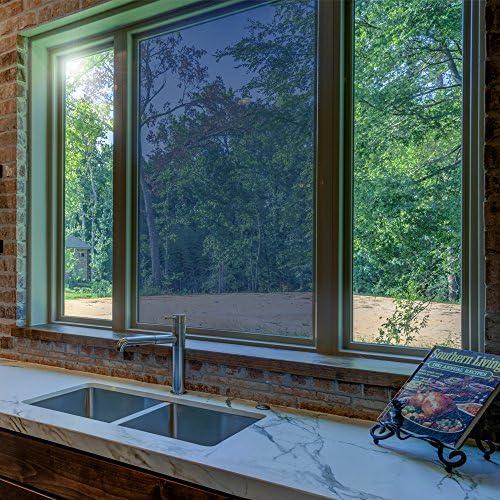 Bridgetown riflettente Window film One Way specchio film Solar Control Window film 45/* 200/cm