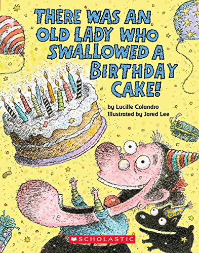the old lady who swallowed a rose - 5