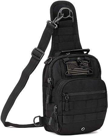 IDOGEAR SPORTS Tactical Minimalist Backpack