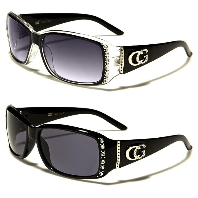 Amazon.com: CG Eyewear - Gafas de sol para mujer (2 unidades ...