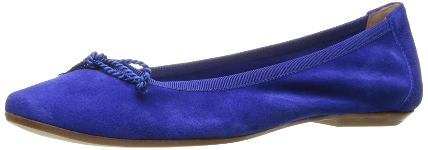French Sole FS/NY Women's Winsome Pump B01N5QM4E3 9.5 B(M) US|Blue Velour