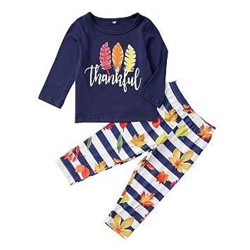Amazon.com: Traje de Navidad para niños pequeños, ropa de ...