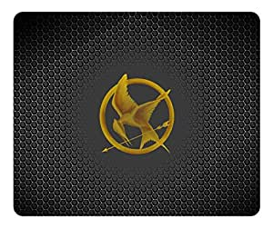 Creative Painting Custom Design Rectangle Mouse Pad Gaming Mousepad The Hunger Games Rectangle Non-Slip Mousepad Water Resistent Oblong Gaming Mouse Pads