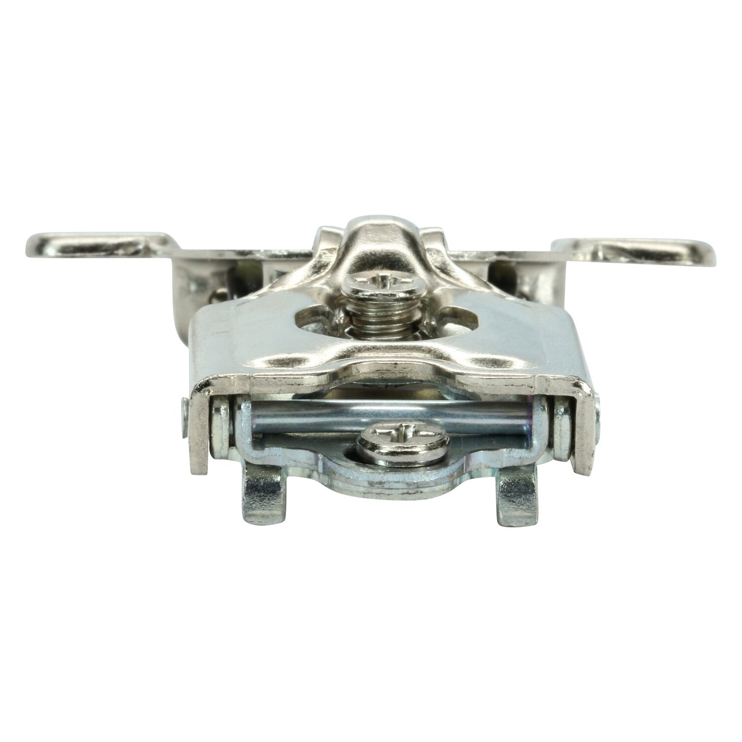 50 Pack Rok Hardware Grass TEC 864 108 Degree 1/4'' Overlay 3 Level Soft Close Screw On Compact Cabinet Hinge 04429A-15 3-Way Adjustment 45mm Boring Pattern by Rok (Image #3)
