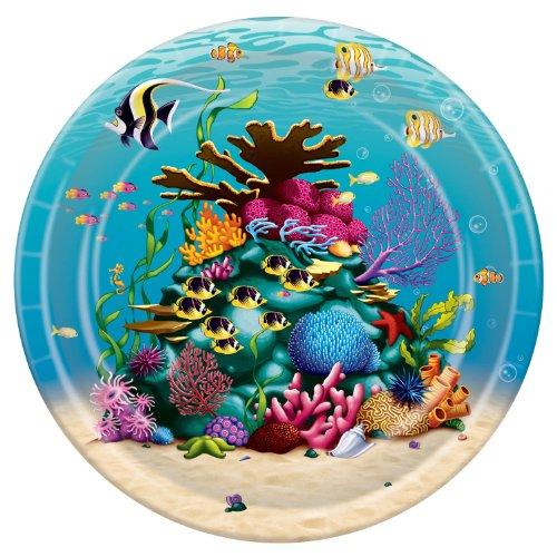 Under The Sea Plates