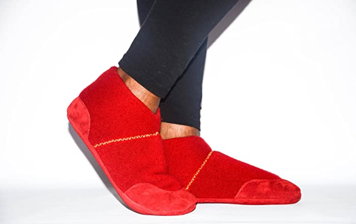 c0008ef96f1e1 Amazon.com: Unisex Cashmere Shoes from Recycled Materials, Eco ...